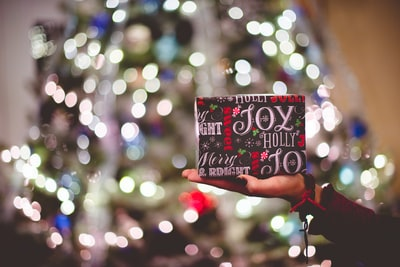 How to make your Christmas stationery shop more festive with this Christmas stationer template
